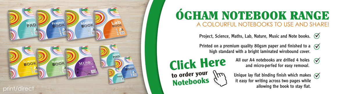 High Quality Notebook Range